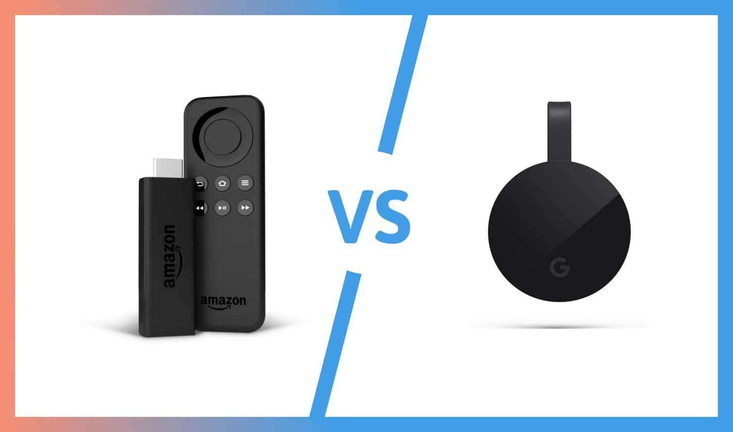fire tv stick vs chromecast