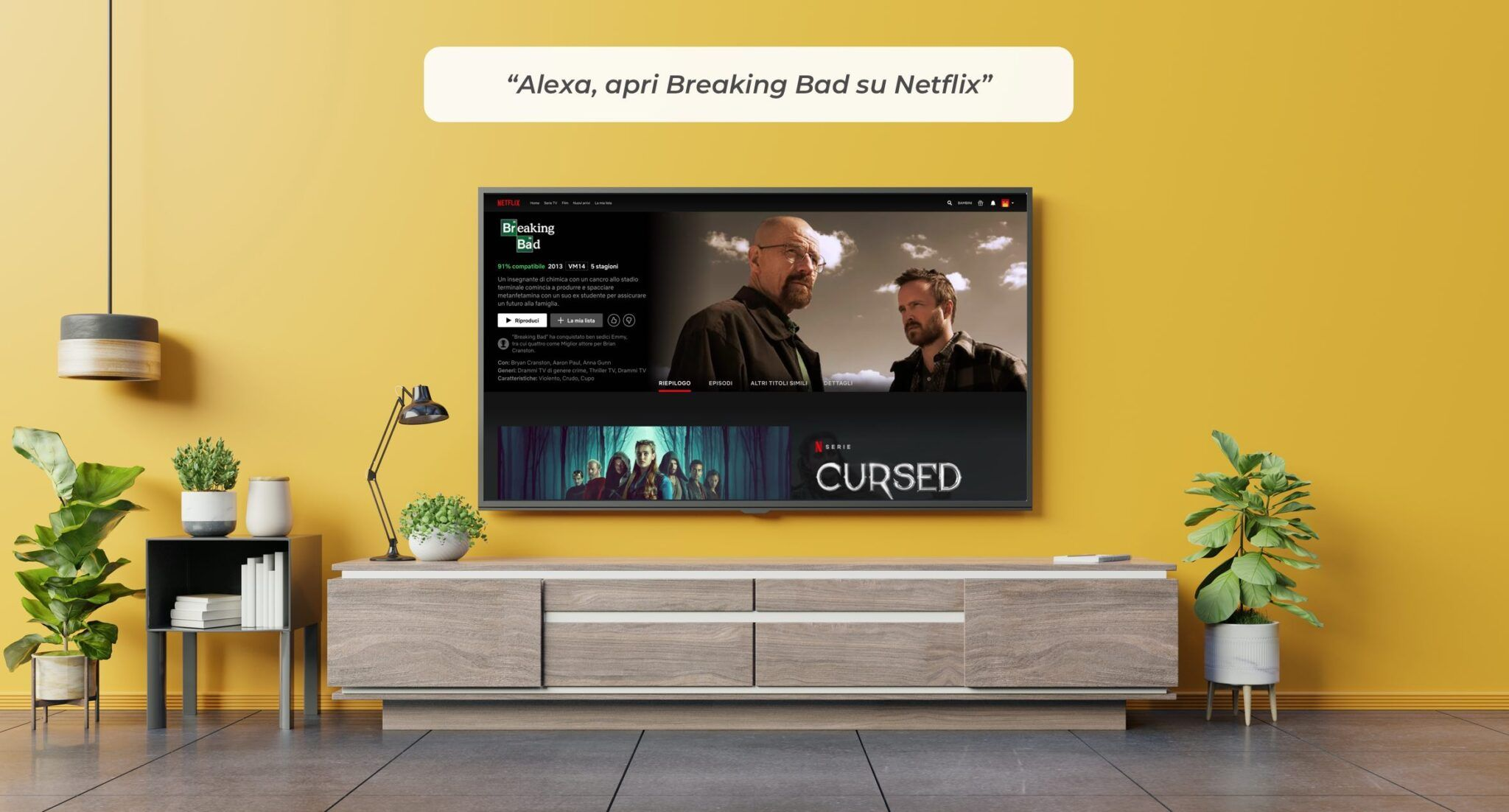 TV compatibili con alexa