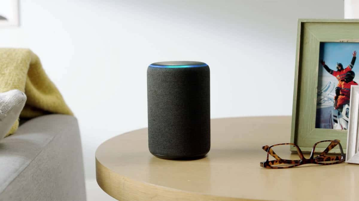 amazon alexa con echo plus