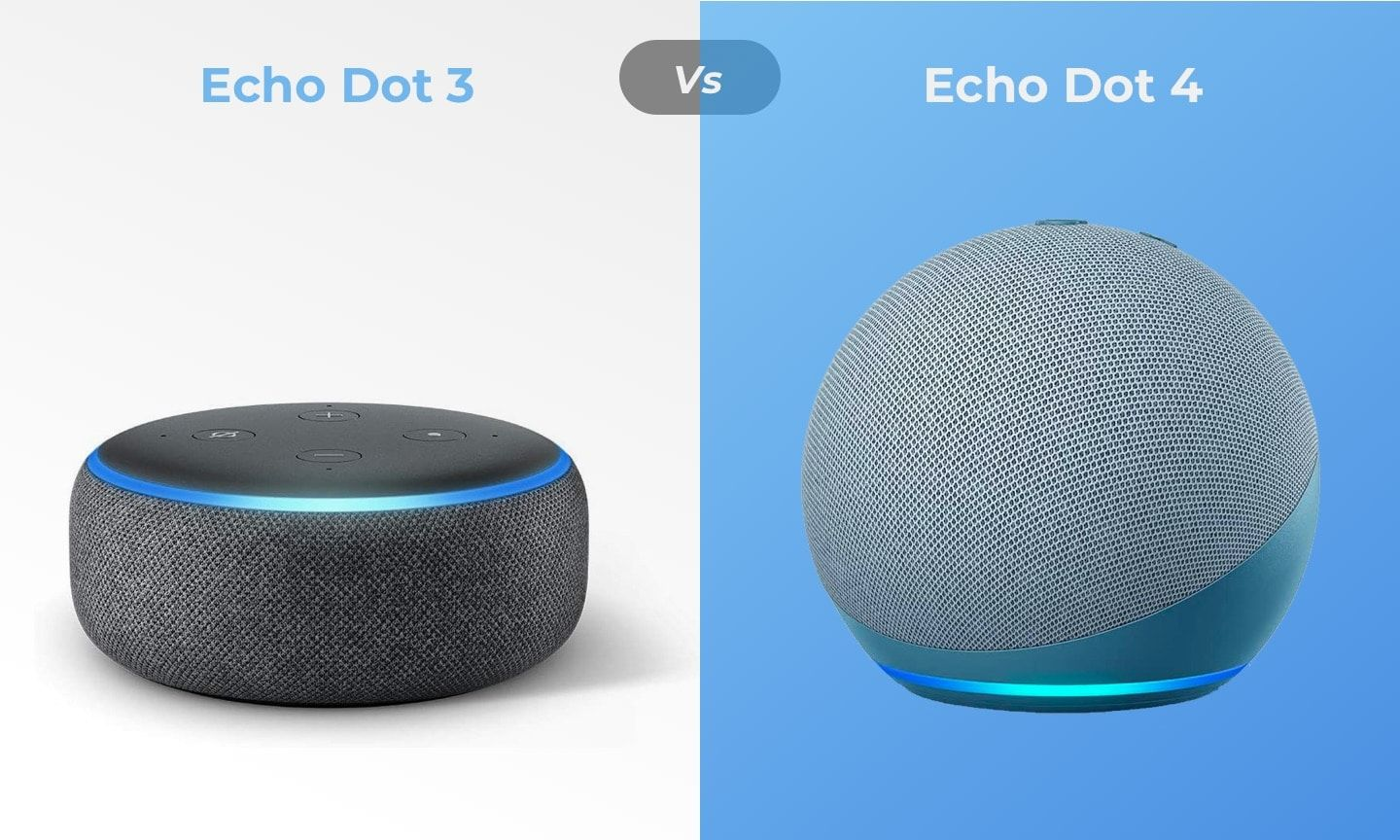 echo dot 4 vs 3