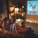 Video Proiettore dei ricordi di famiglia
