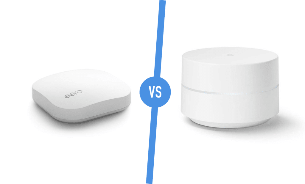 google wifi o amazon eero
