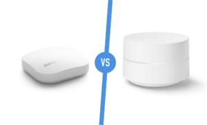 google wifi o amazon eero