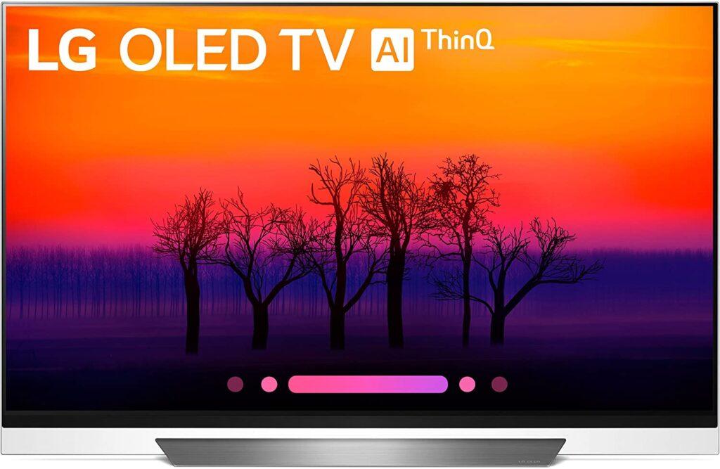 LG OLED AI ThinQ 65B8