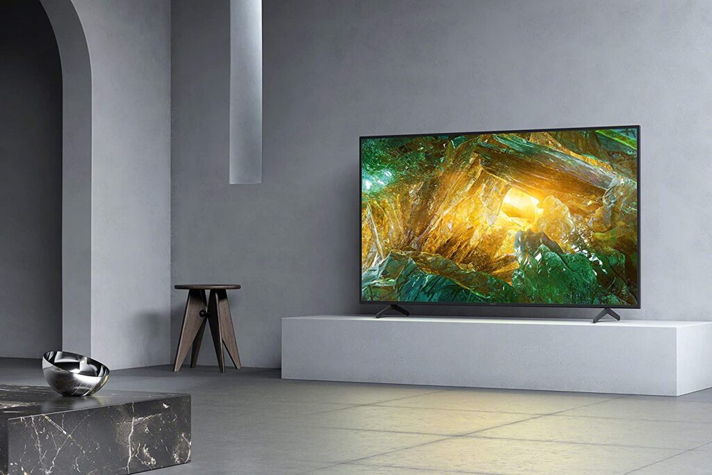 Sony KD-75XH8096 Android TV 75 Pollici