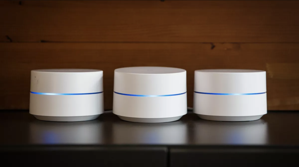 google wifi mesh