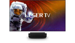 hisense laser tv smart