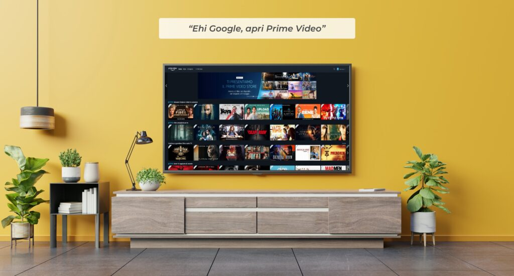 TV compatibili con Google Home