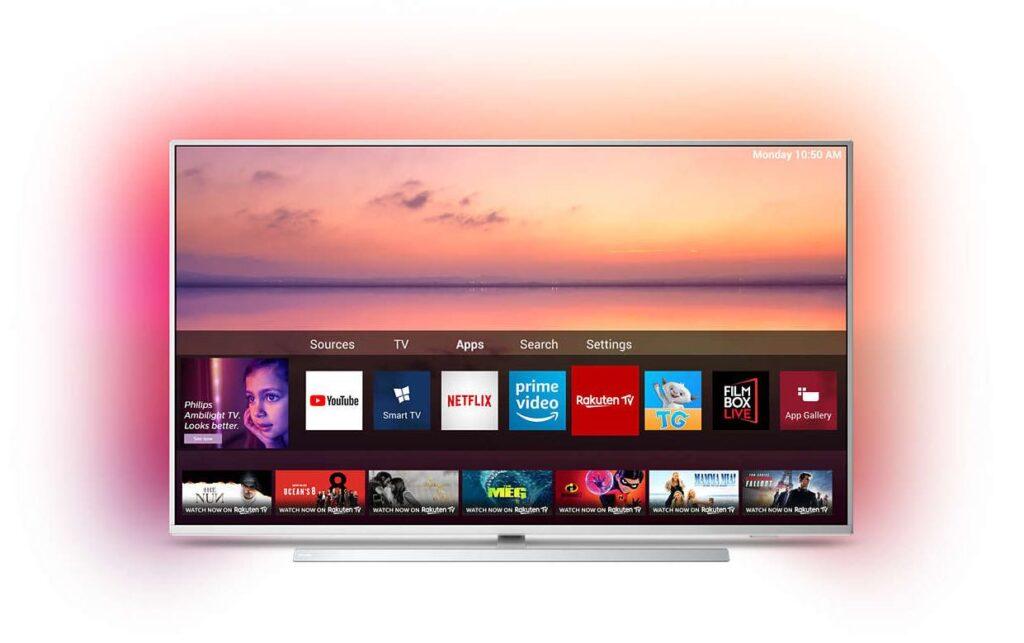 Philips 6800 Smart TV compatibile con Alexa