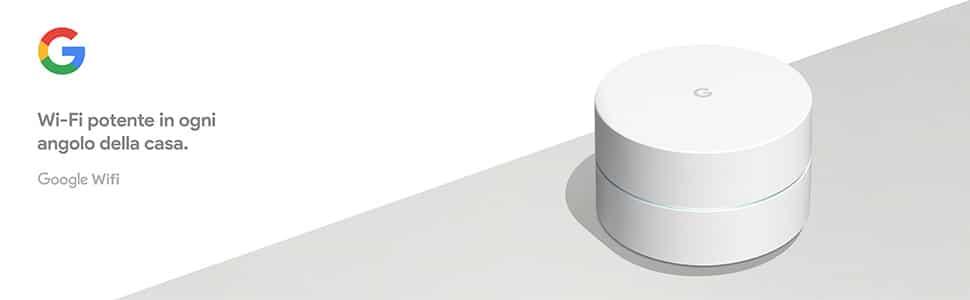 google wifi prestazioni