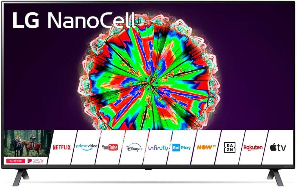 LG NanoCell TV AI
