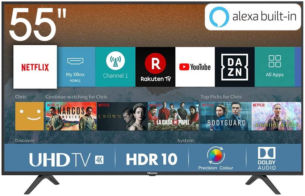 tv hisense recensioni
