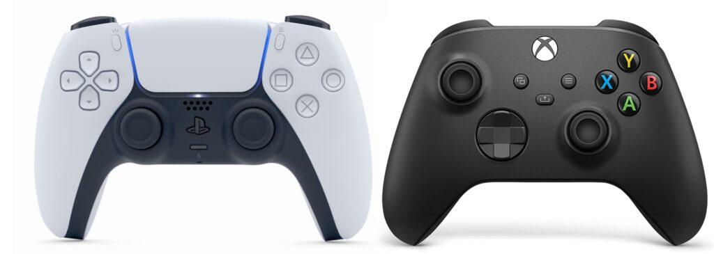 controller ps5 o xbox series x