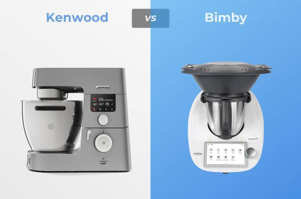 Kenwood o Bimby: Quale robot da cucina scegliere?