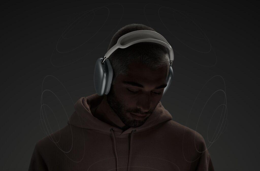airpods max audio