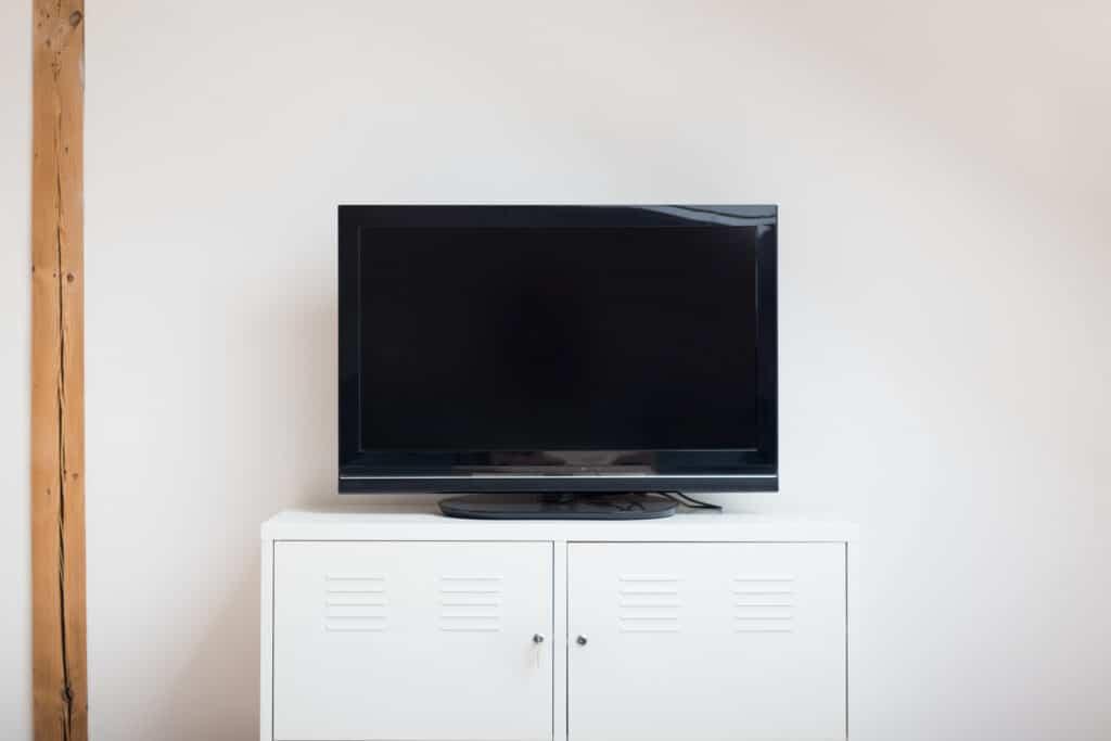 TV 24 pollici con DVB-T2
