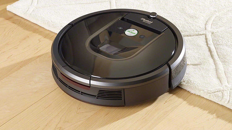 roomba 980 design