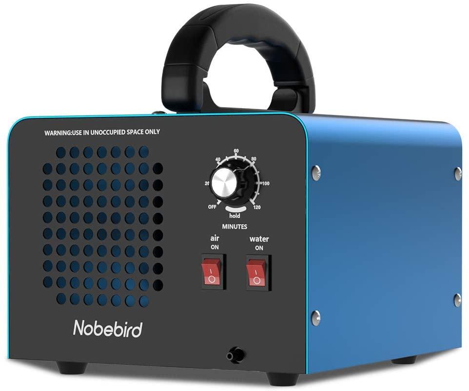 generatore di ozono per sanificare ambiente nobebrid