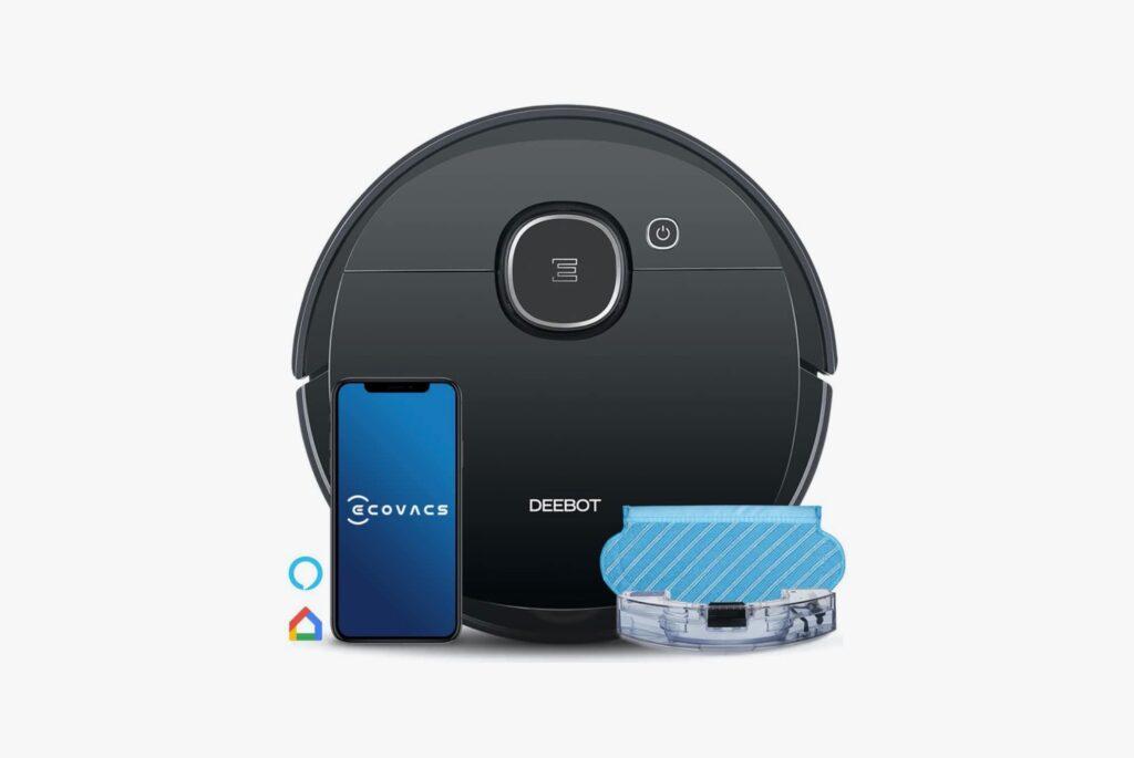 Robot Aspirapolvere google home