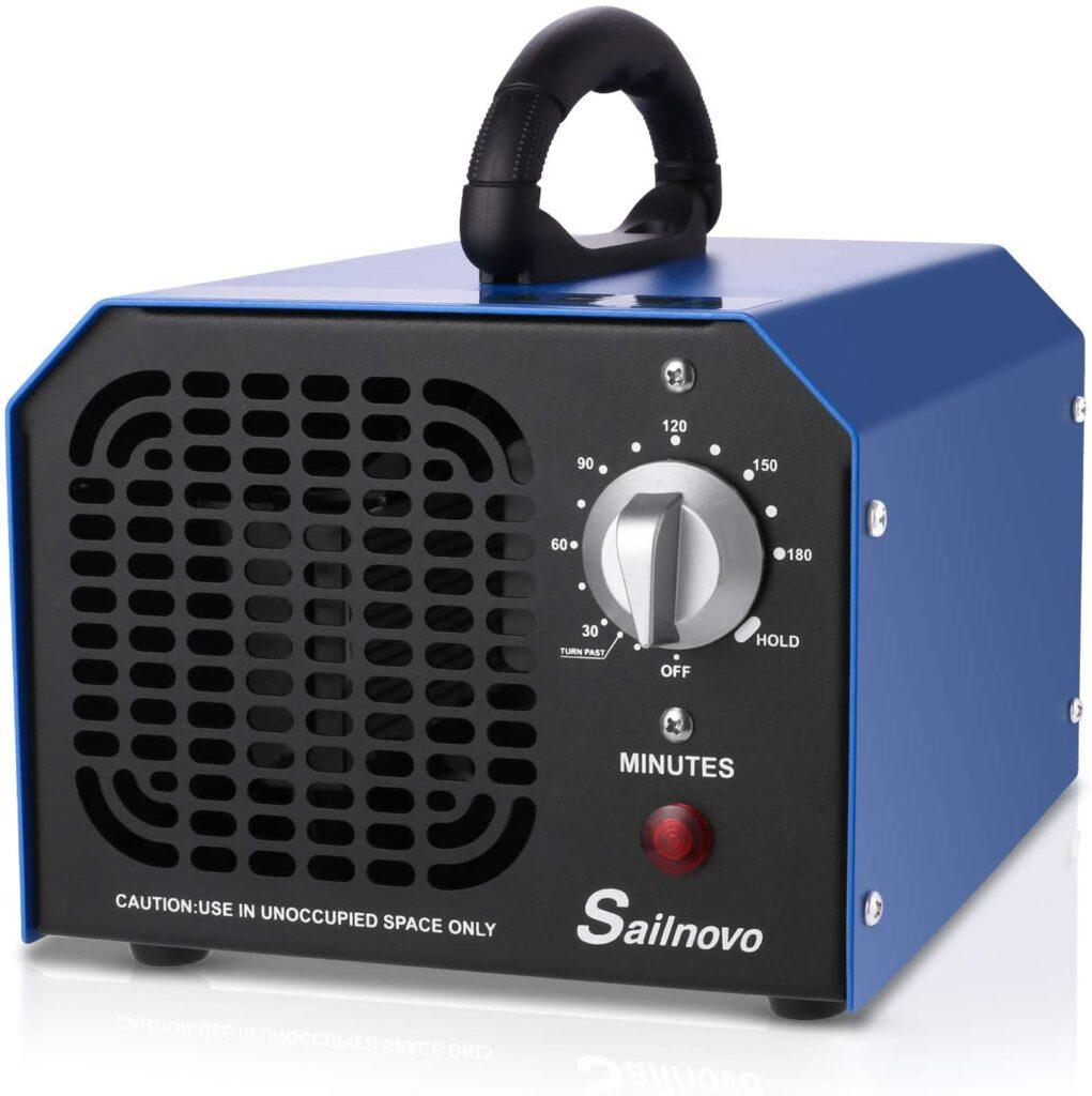macchina per ozono sailnovo