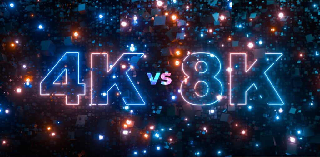 TV 4K vs 8K: vale la pena passare ad una TV 8K?