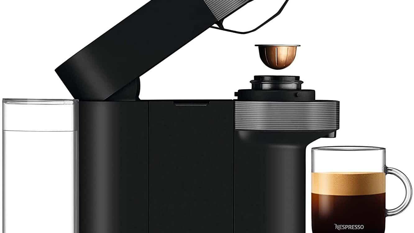 Come funziona Nespresso Vertuo?