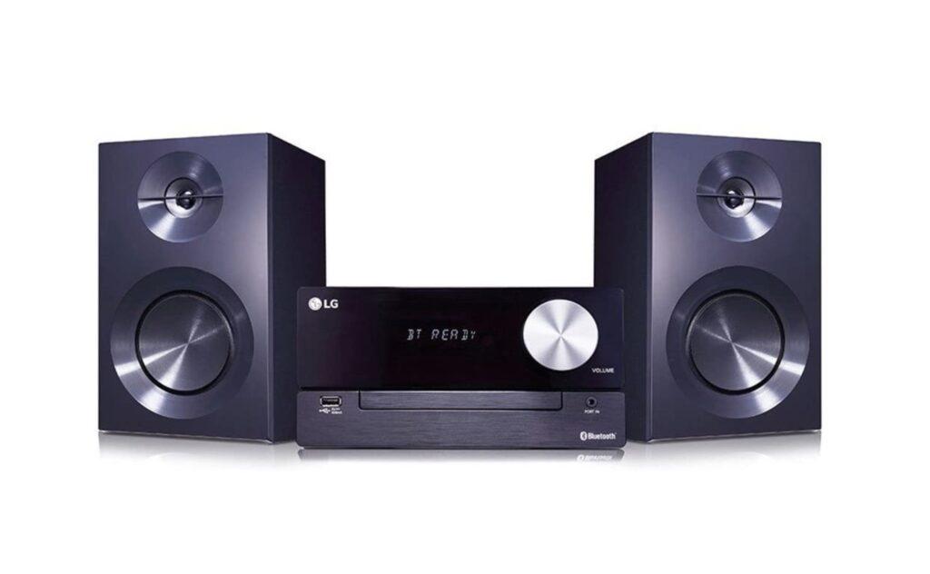 impianto stereo casa LG CM 2460