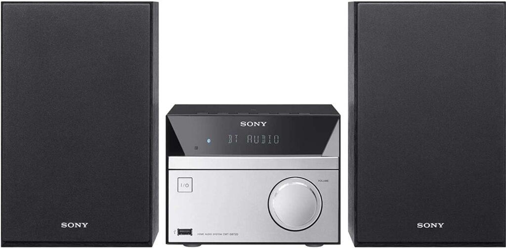 impianto stereo casa Sony CMT-SBT20B