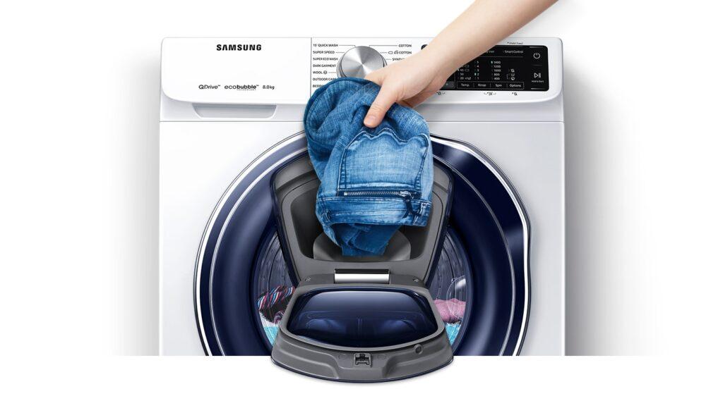 lavatrice wifi Samsung