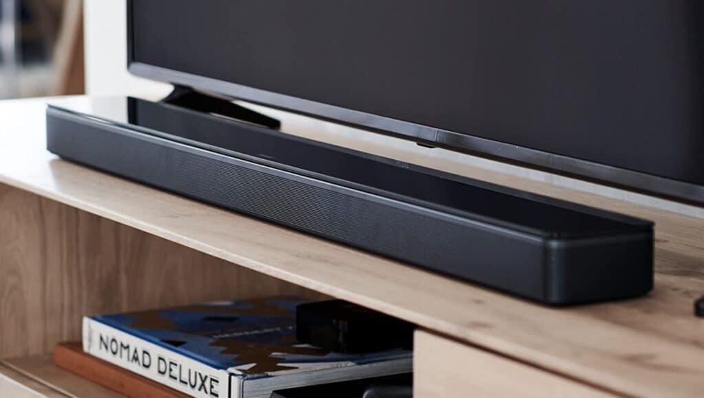 Bose Soundbar 700 con alexa