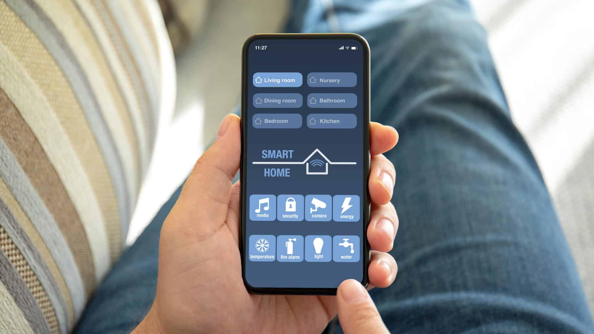 chip lo standard per la casa smart