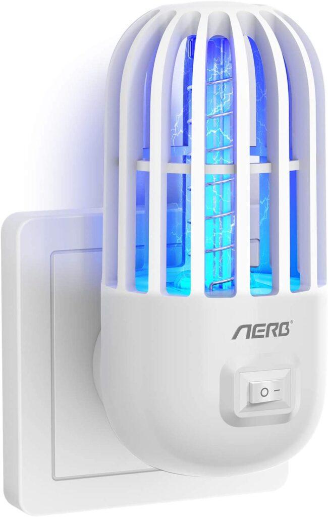 Aerb Lampada Antizanzare Elettrica