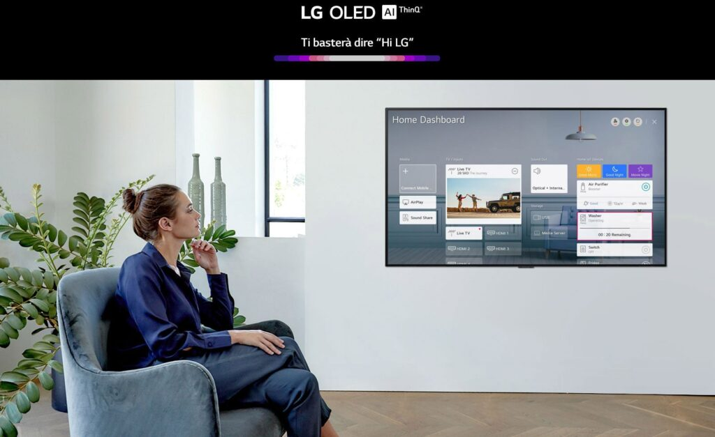 Recensione LG GX OLED