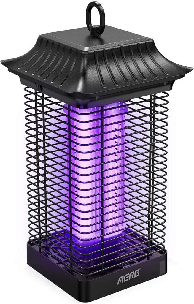 Lampada Antizanzare Elettrica Aerb