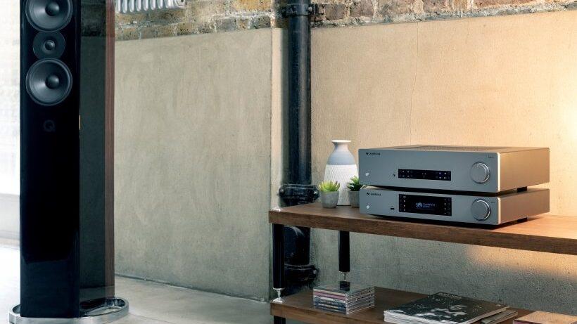 Cambridge Audio Amplificatore Audio Stereo Integrato CXA81