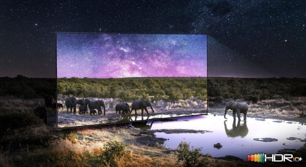 samsung serie qn85 neo qled immagini 4k hdr